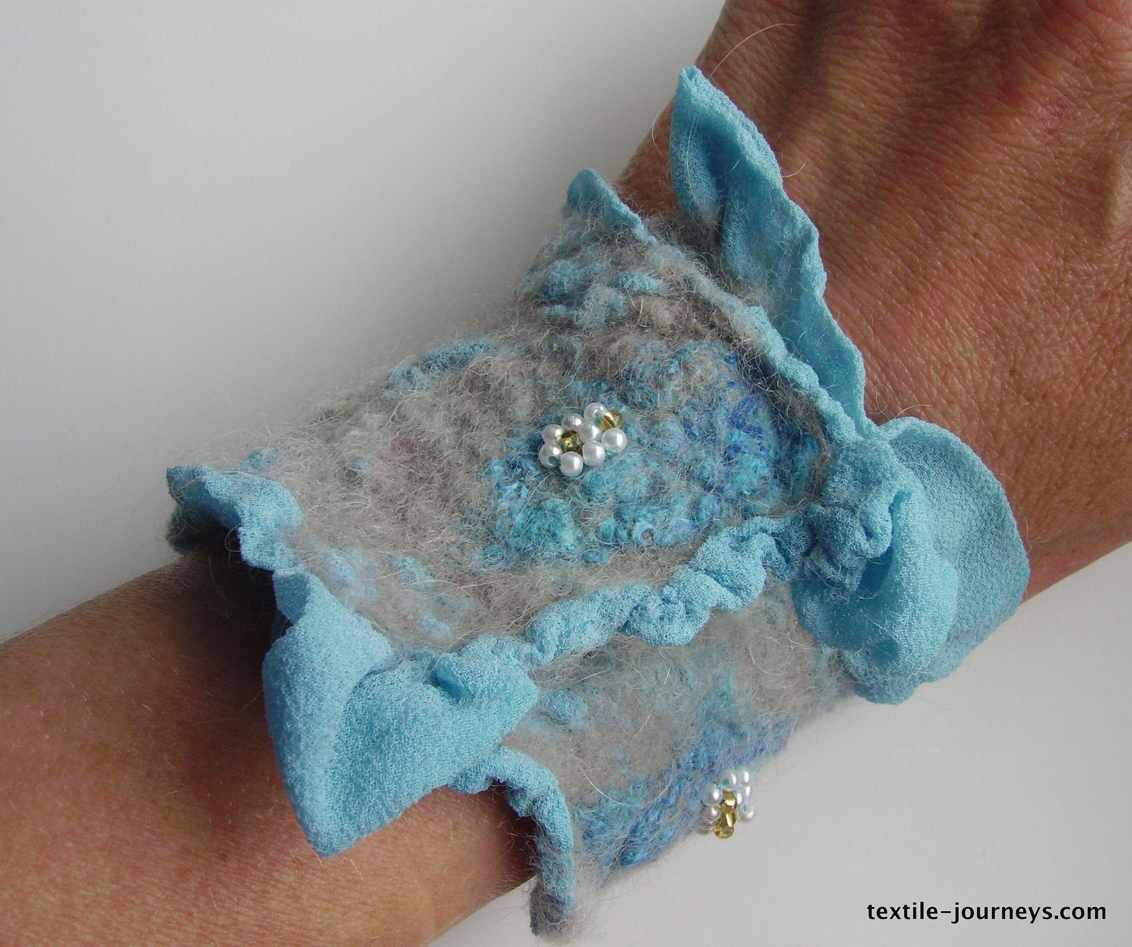 Nuno Felt Textile Journeys